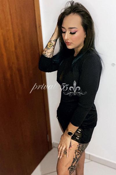 Manuela Tatuada - Acompanhantes Balneário Camboriú - Acompanhantes BC - Acompanhantes SC