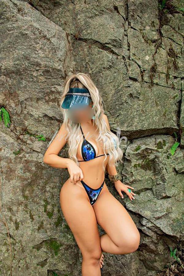 Raissa Blond - Acompanhantes Curitiba - Acompanhantes Ctba - Acompanhantes PR