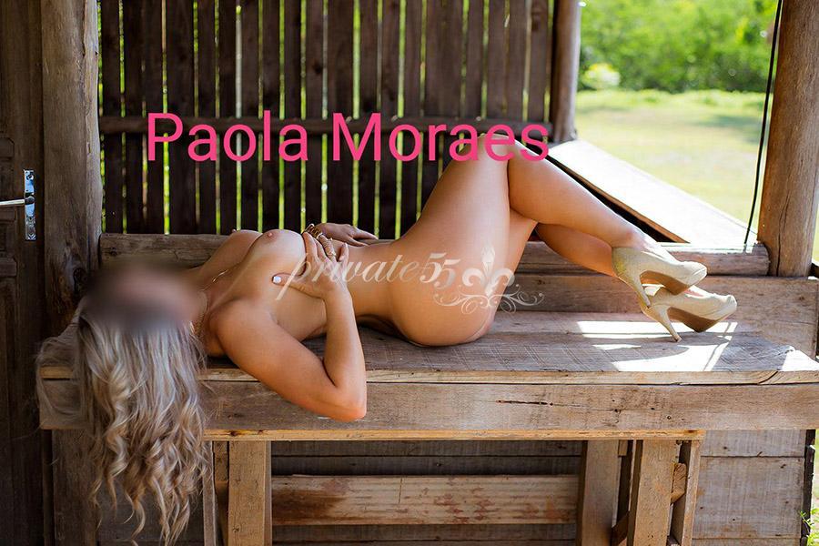 Paola Moraes - Acompanhantes São Paulo - Acompanhantes SP - Acompanhantes SP