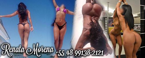 Acompanhantes Florianópolis Acompanhantes Floripa Acompanhantes SC Renata Morena