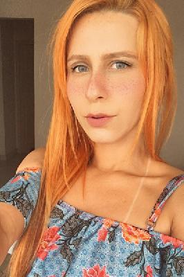 Sabrina Ruiva - Acompanhantes Florianópolis - Acompanhantes Floripa - Acompanhantes SC