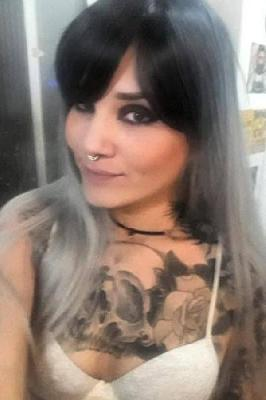 Juliana Ink - Acompanhantes Rio De Janeiro - Acompanhantes RJ - Acompanhantes RJ