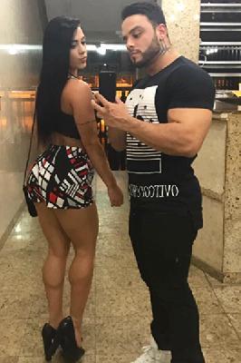 Lorena e Kaue - Acompanhantes Rio De Janeiro - Acompanhantes RJ - Acompanhantes RJ