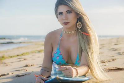 Mariana Alencar - Acompanhantes Salvador - Acompanhantes Bahia - Acompanhantes BA