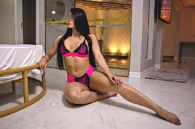 Nicole Lobo - Acompanhantes Salvador - Acompanhantes Bahia - Acompanhantes BA