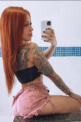 Sophia Ruiva - Acompanhantes São Paulo - Acompanhantes SP - Acompanhantes SP