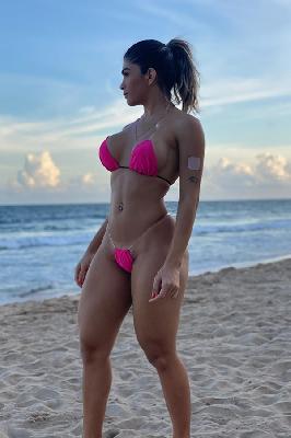 Nicole Arantes - Acompanhantes Florianópolis - Acompanhantes Floripa - Acompanhantes SC