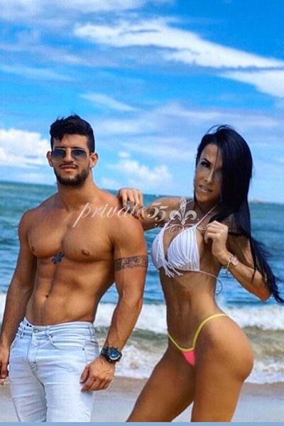 Sâmella e Alex - Acompanhantes São Paulo - Acompanhantes SP - Acompanhantes SP