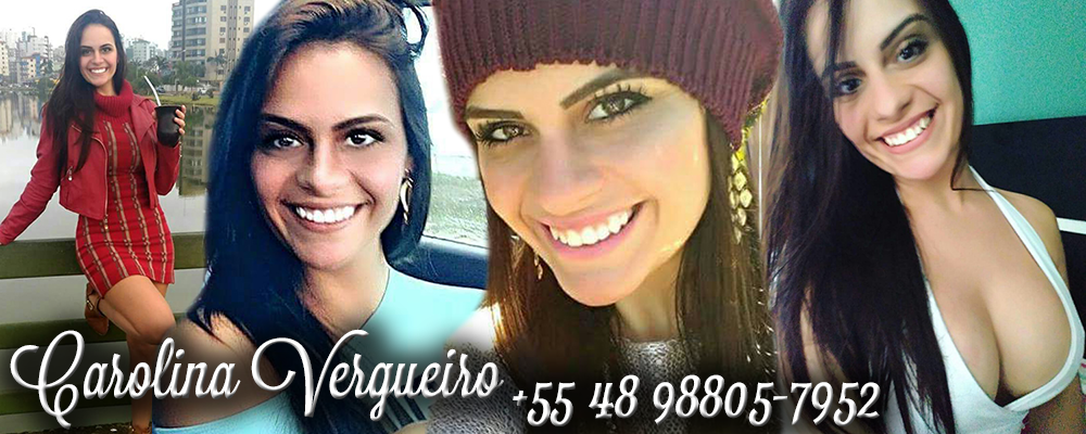 Acompanhantes Florianopolis Acompanhantes Floripa Carolina Vergueiro