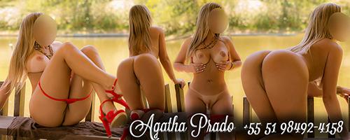 Acompanhantes Porto Alegre Acompanhantes Poa Agatha Prado