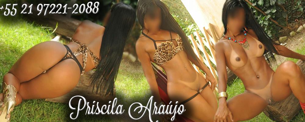 Acompanhantes Rio de Janeiro Acompanhantes Rj Priscila Araujo