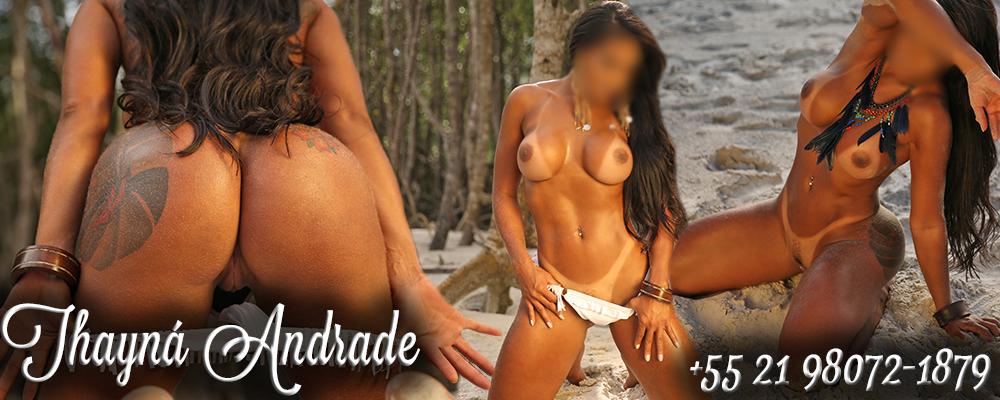 Acompanhantes Rio de Janeiro Acompanhantes Rj Thayna Andrade