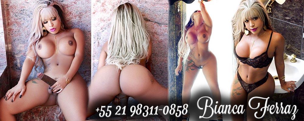 Travesti Transex Rio de Janeiro RJ Bianca Ferraz
