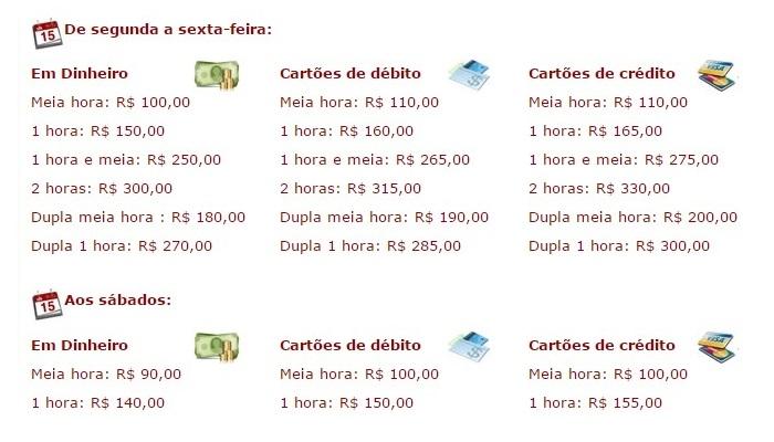 Massagem-Porto Alegre Cia do Prazer