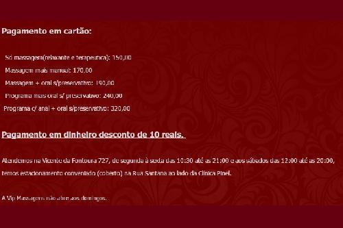 Massagem-Porto Alegre Vip Massagens